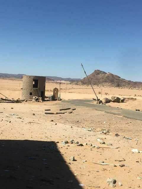 """كيف كان """"وقع"""" اعلان تحرير معسكر خالد على اعلام مليشيا الحوثي والمخلوع صالح ؟"""