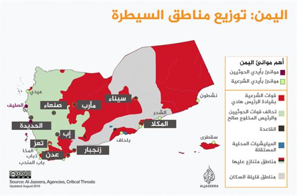 ميناء الحُدَيِّدة: الدور والآفاق في الحرب اليمنية