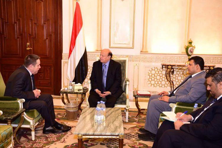 وزير الخارجية السعودي: نعمل على وضع حد لتدخلات ايران في المنطقة