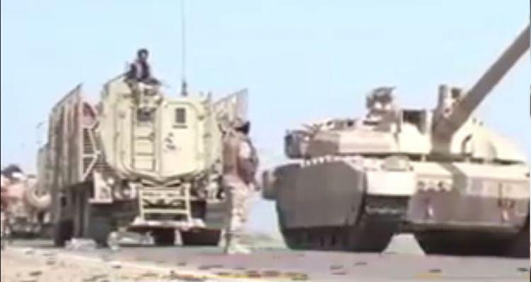 """الجيش الوطني ينفذ هجوما مباغتا ويحرر منطقة """"الزهاري"""" اخر معاقل الانقلابيين قربي تعز"""