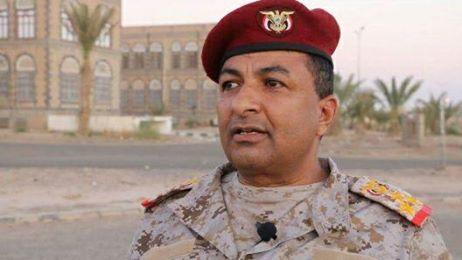 العميد مجلي: الجيش الوطني حافظ على جبل هان حرر 20 موقعا وكبد المليشيا خسائر فادحة