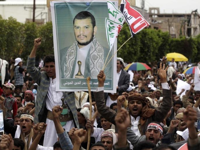 صنعاء: الحوثيون يحشدون لتظاهرة اليوم الاحد وسط خلافات حادة بين طرفي الانقلاب
