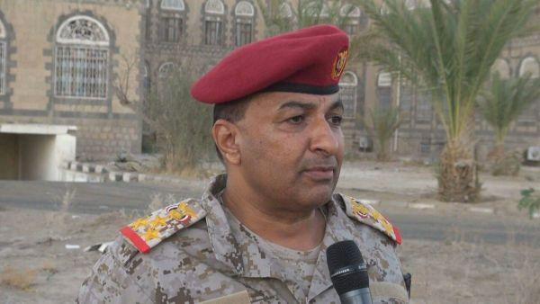 العميد مجلي: الجيش الوطني أحكم الحصار على معسكر خالد من الجهات الجنوبية والغربية، إضافة إلى السيطرة النارية على المعسكر