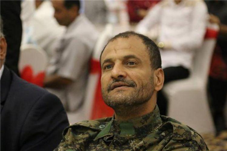 """مدير أمن عدن """"شلال شايع"""" يعلن موقفه من تعيين المفلحي محافظاً لعدن"""