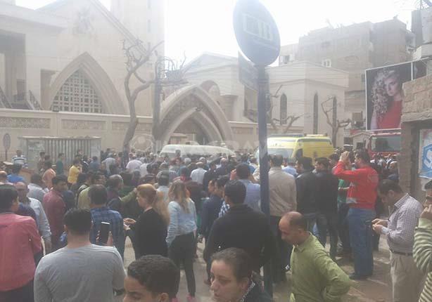 رفع حالة الطوارئ في مصر عقب التفجير الارهابي بكنيسة مارجرجس