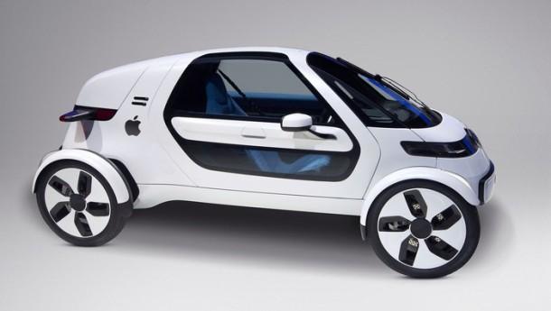 آبل تستكشف إمكانية تصنيع سيارتها الكهربائية الخاصة