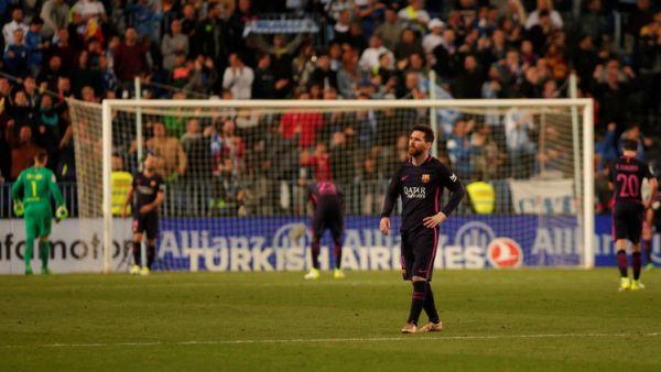 برشلونة يرفض هدية أتلتيكو الذي فرض التعادل على ريال مدريد