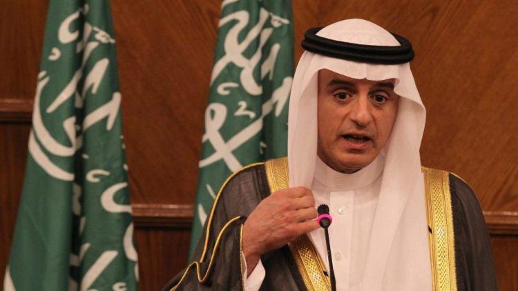 وزير الخارجية السعودي: يؤكد توافق المملكة وأمريكا حول القضية الوطنية
