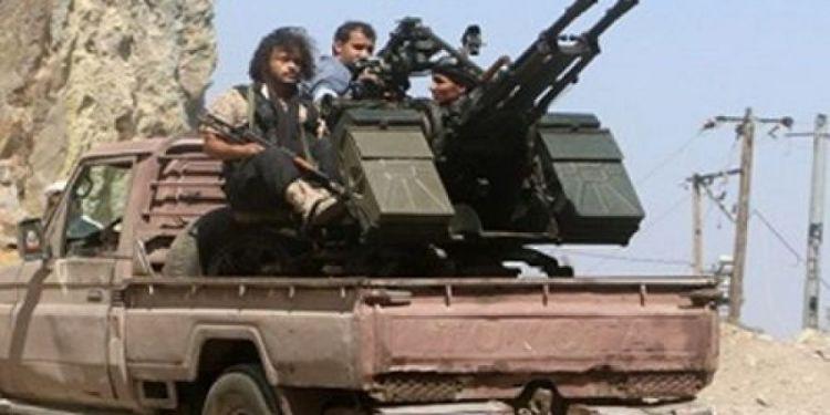 الجيش الوطني يتحدث عن التحام ثلاث جبهات له اليوم بمحافظة الجوف