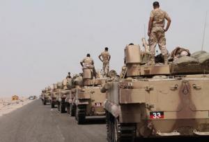 5 ألوية عسكرية تتجه صوب الحديدة لتحريرها