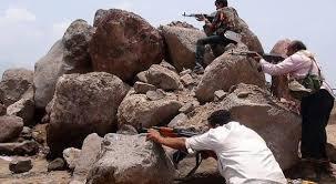 قوات الشرعية تحبط عملية تسلل للانقلابيين في الصلو جنوب تعز