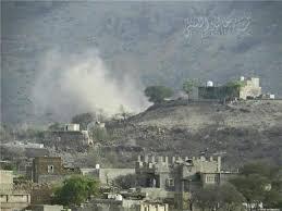 مقتل وإصابة 18 شخص بانفجار عبوة ناسفة في قعطبة شمال الضالع