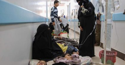الصحة العالمية تزعم وجود مؤشرات على تباطؤ نسبي للكوليرا في اليمن