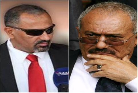 """اعلان """"الزبيدي"""" الانقلاب على الشرعية في عدن يثير سخطاً واسعاً.. وناشطون يؤكدون ان الانقلاب جاء لتحقيق رغبة الحوثيين وصالح"""