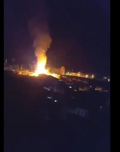 عدن: بعد انفجارات معسكر اللواء الثاني إسناد… قوات الحرس الرئاسي تنتشر حول معسكراتها