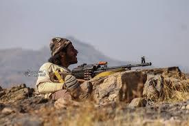 أفراد الجيش يستهدفون تجمعات لمليشيا الحوثي في تهامة