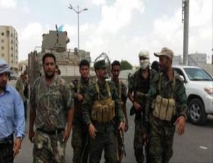 """عااجل.. انقلاب ثاني في عدن.. بدعم من قوات اماراتية """"شلال"""" وقوات الحزام الامني تسيطر على مطار عدن"""