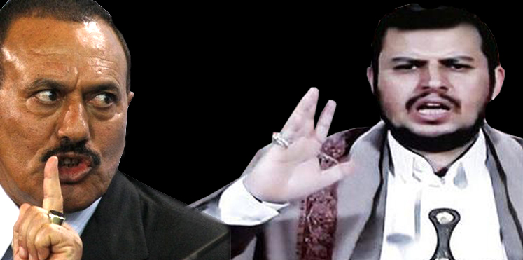 تصاعد التوتر بين شريكي الانقلاب في صنعاء بعد اغلاق ميدان السبعين ليلة أمس..!!