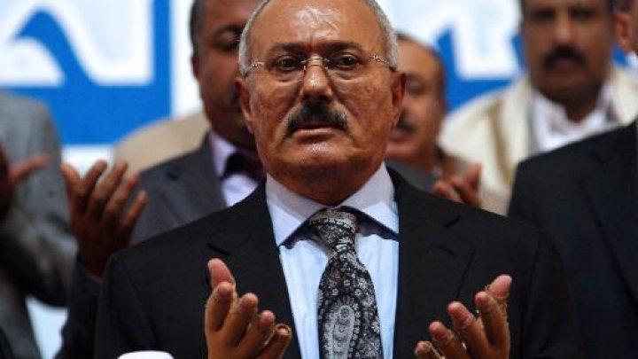 الاستخبارات الامريكية: صالح يستجدي سلاما سعوديا ويرفض تزويد الحوثيين بالسلاح