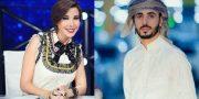 الفنان اليمني عمار العزكي يهنئ الفنانة اللبنانية نانسي عجرم بمناسبة عيد ميلادها واطلاق البومها الجديد