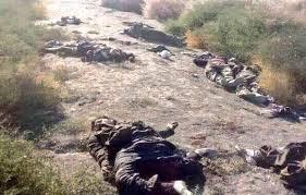 """تعر ف على الرقم """"المهول"""" لقتلى الحوثيين الذين يسقطون يوميا في محافظتي مأرب والجوف"""