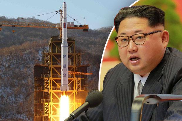 """صور التقطتها الأقمار الصناعية تكشف ان كوريا الشمالية """"جاهزة"""" للحرب العالمية الثالثة"""