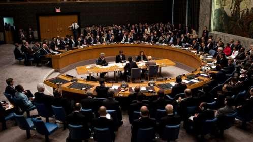 بيان عاجل من مجلس الامن الدولي يخص مدينة الحديدة