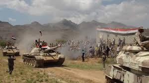 قوات الجيش الوطني تتمكن من تحرير مواقع استراتيجية في جبهة مريس