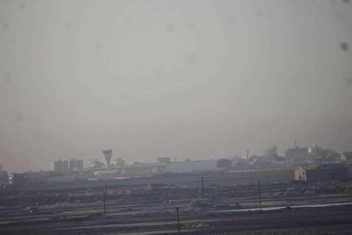 """عااجل … تفاصيل جديدة عن اشتباكات مطار عدن """" ماذا حدث قبل الاشتباكات؟؟"""""""