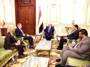 واشنطن: القرار 2216 والمبادرة الخليجية ومخرجات الحوار الوطني أساس الحل في اليمن