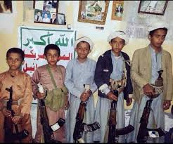 الحوثيون جندوا 20 ألف طفل وحوالي 500 فتاة وزرعوا أكثر من 200 الف لغم