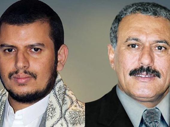 شراكة الحوثي والمخلوع على حافة الانهيار وسط دعوات نواب حوثيون إلى تعطيل نشاط واجتماعات كتلة صالح في مجلس النواب
