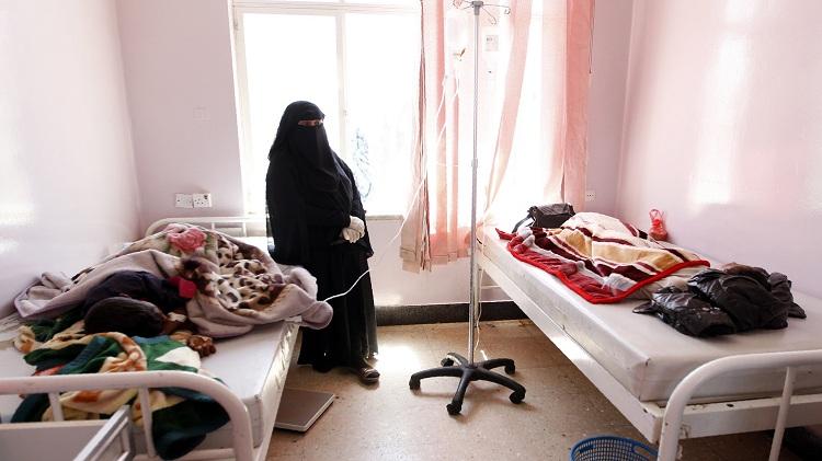 الكوليرا يفتك بحالتين في صنعاء