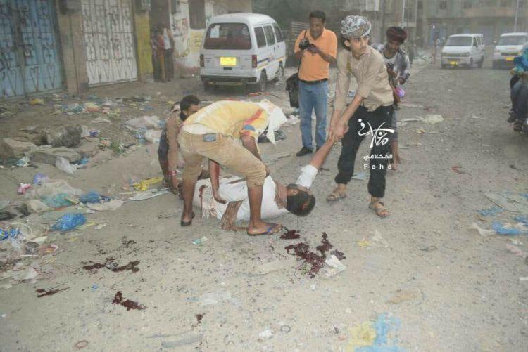 الحوثيون يرتكبون مجزرة جديدة بحق ابناء تعز