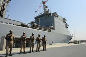 باعبود يتهم الحوثيين بنهب 63 سفينة إغاثية