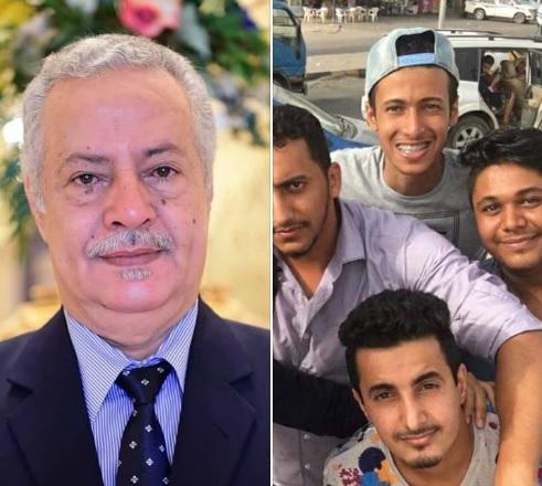محافظ عدن يطمئن على طاقم برنامج ( شقدفة ) التلفزيونية ويتعهد بمحاسبة المعتدين