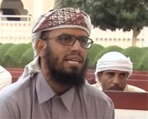 هاني بن بريك يتهم الحضارم بالارهابيين ويصفهم (بالطراطير)