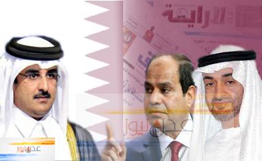 """احداها """"فضح مخططاتها في اليمن"""" ثلاثة تفسيرات للتصعيدي الاماراتي ضد قطر..!!"""