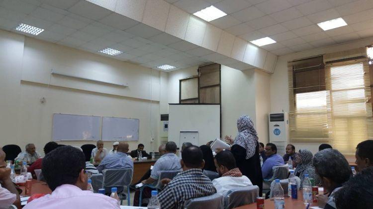 وزارة الصحة تناقش باجتماع موسع خطة مواجهة وباء الكوليرا