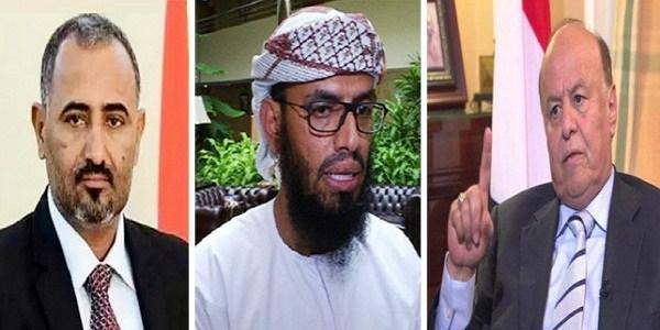 حل المجلس الانتقالي خلال ساعات.. كواليس اتفاق بين «الشرعية» و «رجال الإمارات في الجنوب»