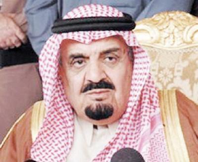 عدد من الامراء ينعون رئيس هيئة البيعة في المملكة العربية السعودية