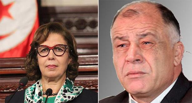 تونس – اقالة وزيرة المالية ووزير التربية