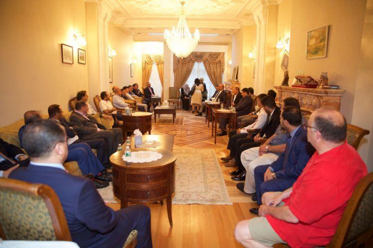 مندوب اليمن في الامم المتحدة:الوحدة اليمنية هي الحدث الأبرز والصفحة المضيئة في التاريخ العربي الحديث والمعاصر
