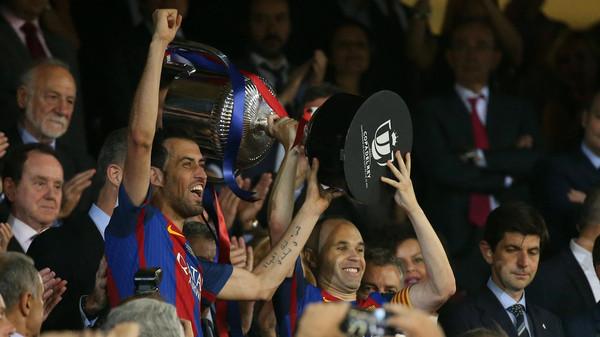 برشلونة يفوز بكأس ملك اسبانيا للمرة الـ 29 في تاريخه
