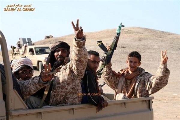 """الجيش الوطني يمكل سيطرته على """"معسكر العمري"""" والجبال المحيطة"""
