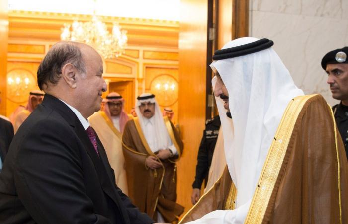 بعد جدل القرارات الرئاسية الاخيرة اتفاق يمني سعودي اماراتي على تشكيل لجنة مشتركة عليا لرفع مستوى التنسيق وتكامله