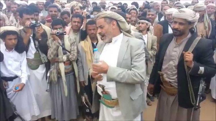 مهندس سقوط عمران بيد الحوثيين يسقط بذبحة صدرية