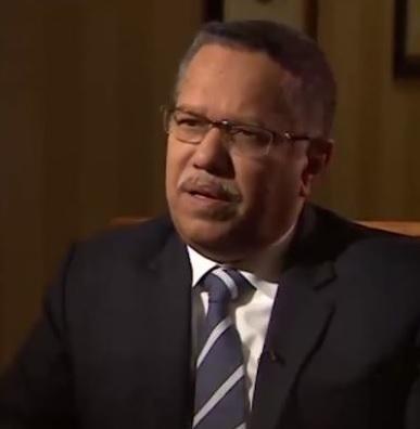 رئيس الوزراء يمنع الإعلام الرسمي من التعرض لدول التحالف ويؤكد: عدونا الحوثيين وصالح