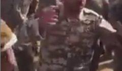 شاهد فيديو لجنود سعوديون يبكون اثناء وداع قوات قطرية على حدود اليمن