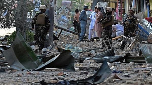 الخارجية تدين بشدة الهجوم الارهابي بكابول